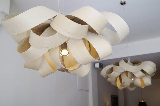 Led verlichting - Bild von Café Restaurant Logica, Leiden - TripAdvisor