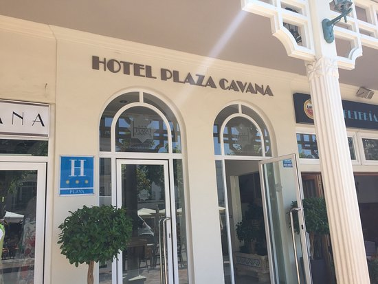 Hotel Plaza Cavana: photo0.jpg