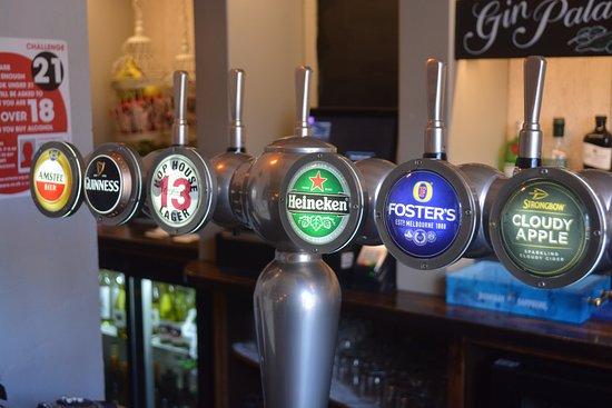 Thame, UK: The Birdcage T Bar