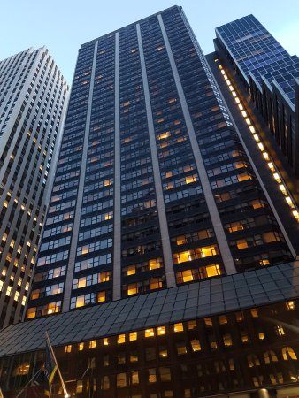 The Westin New York Grand Central: New York verticality