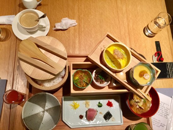 Beautiful hotel. Great service. Good is very good. Love the Japanese and western breakfasts. 10