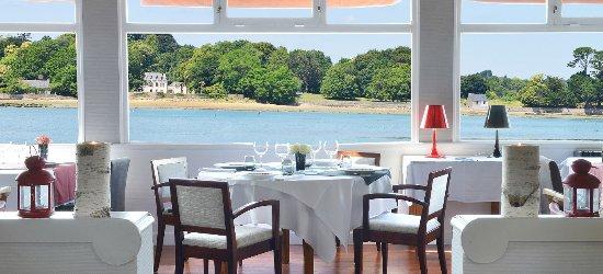 Le Restaurant La Pointe Cap Coz