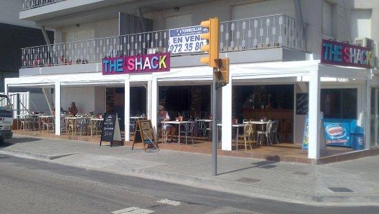 imagen The Shack en Blanes