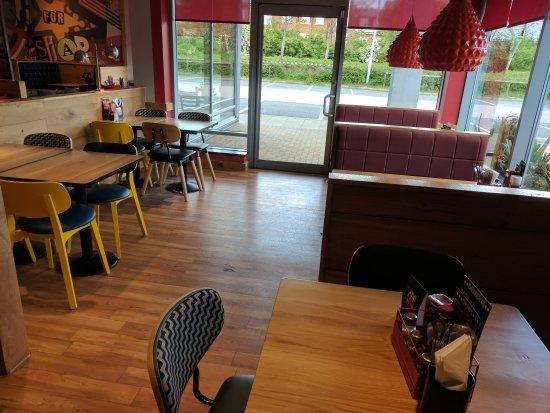 Boldon, UK: Pizza Hut