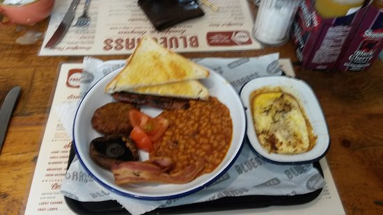 High Wycombe, UK: Very nice this is one of their Breakfast's