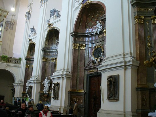 Brno, Tschechien: Cathedral of St. Peter and St. Paul