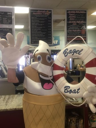 Bagel Boat