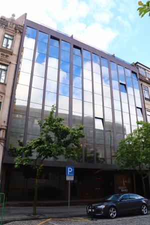 Hotel Teatro Porto : Exterior of Hotel Teatro