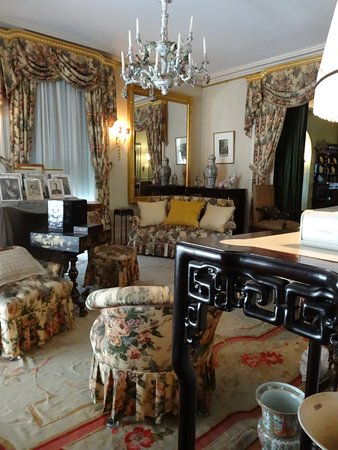 Hyde Park, NY: Inside the Roosevelt mansion