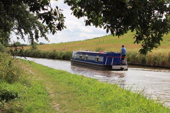 Middlewich, UK: Navigator fleet, Middlewich Narrowboats