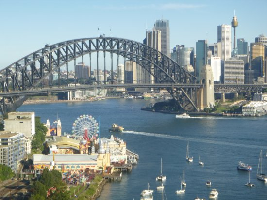 North Sydney, Australia: Our Beautiful Harbour