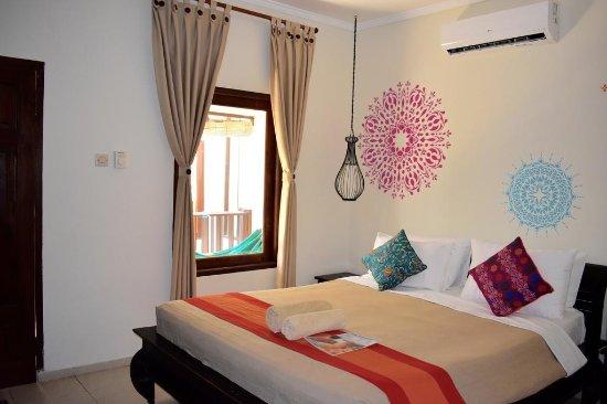 Pesona Beach Resort & Spa: Standard Double Room