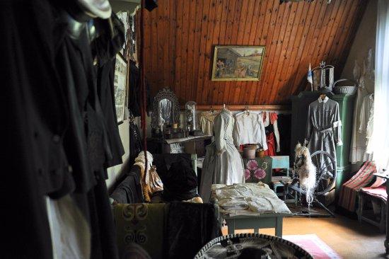 Kristiinankaupunki, Suomi: Kläder från förr
