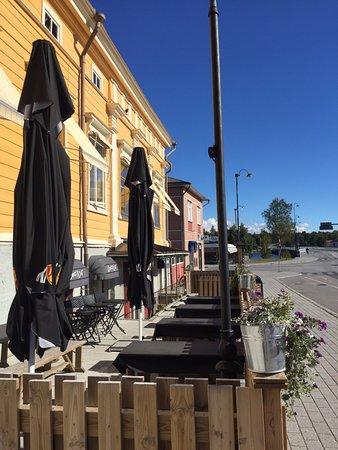 Kristiinankaupunki, Suomi: Terass i soligt läge!