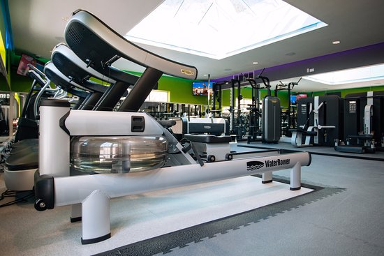 Shepton Mallet, UK: On-site Gym