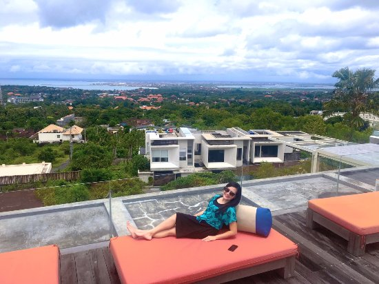 Tigadis Villa: View from the rooftop