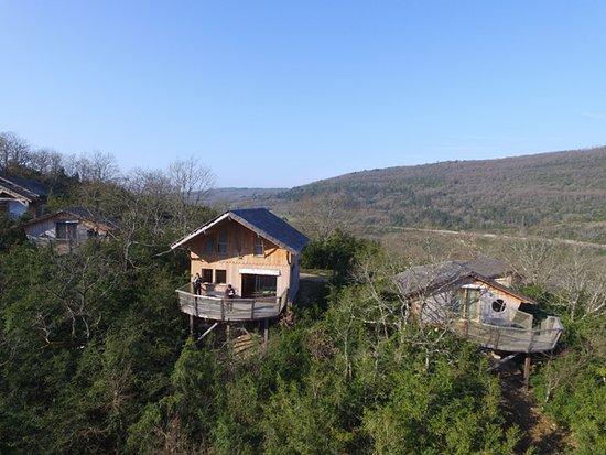 Cabanes et Lodges du Belvédère