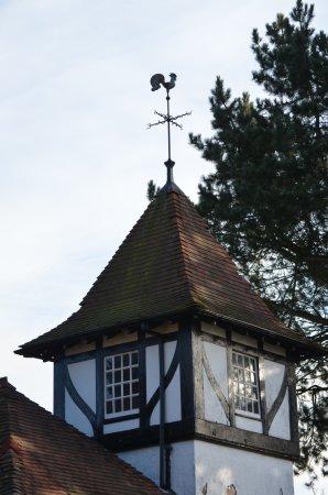 Penicuik, UK: ghost tower