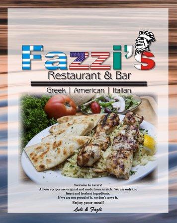 Collinsville, IL: Fazzi's Greek, American and Italian Cuisine