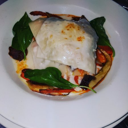 Kildare, Ιρλανδία: Vegetarian Loose Lasagne