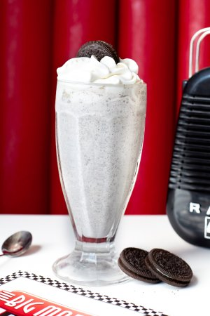 Barking, UK: Oreo Milkshake