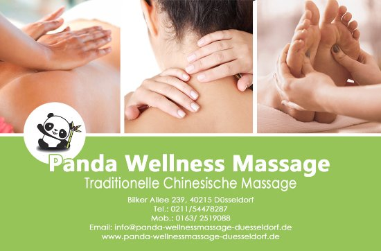 China massage würselen