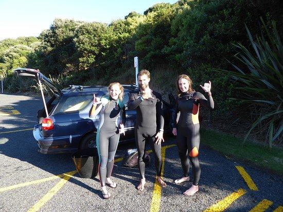 Raglan, Nueva Zelanda: Cheers Andy!