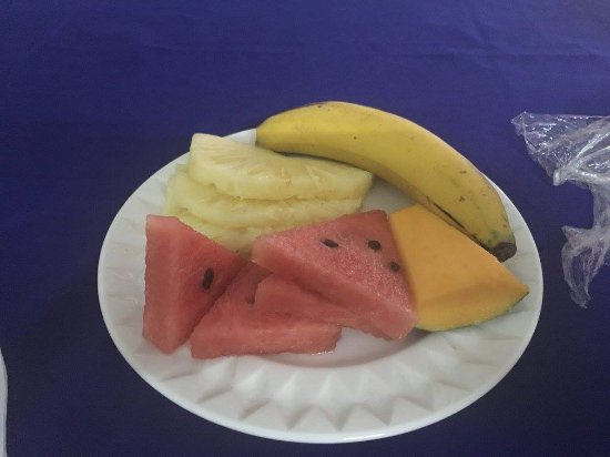 Mbarara, أوغندا: complimentary fruit for breakfast