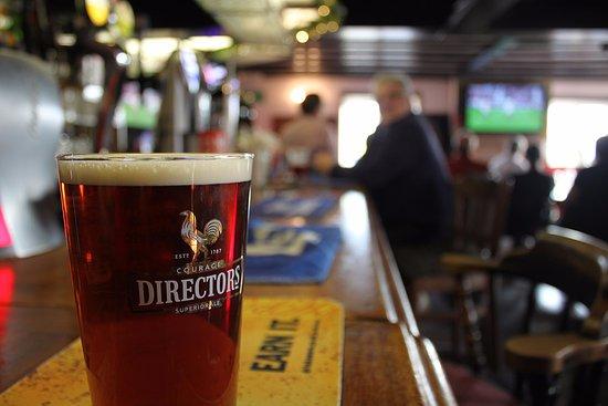Dymchurch, UK: Ocean Inn Front Bar