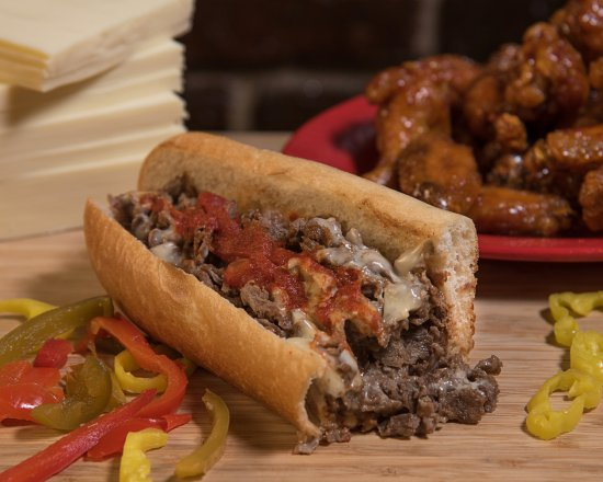 Pottstown, PA: Cheesesteaks & Wings ~ Oh My!