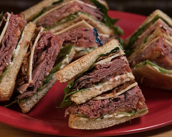 Pottstown, PA: Club Sandwiches ~ a Customer Fav!