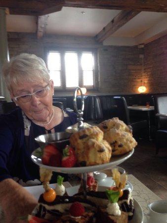 Sowerby Bridge, UK: Fabulous afternoon tea