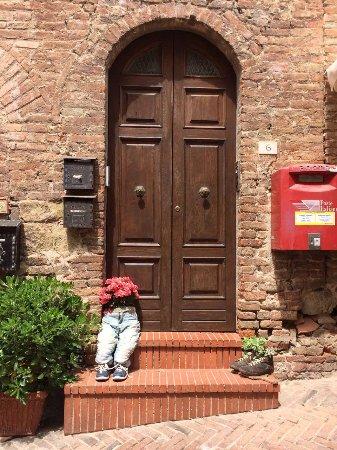 Certaldo, Ιταλία: Foto simpatica