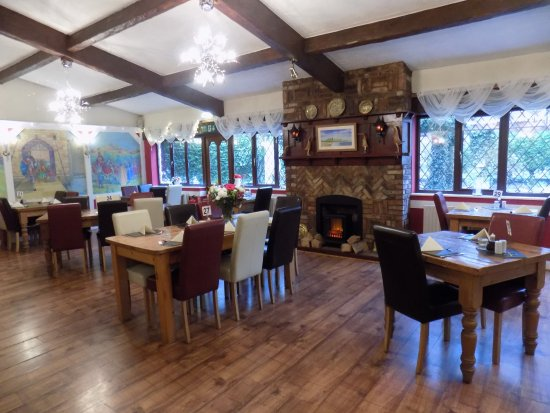 Dunstan Village, UK: Restaurant