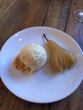 Long Eaton, UK: Pudding