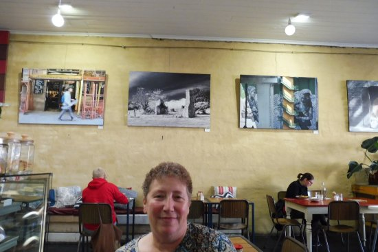 Kyneton, Australien: more photos along the walls