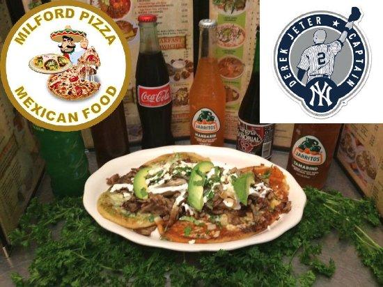 มิลฟอร์ด, คอนเน็กติกัต: Try our amazing foods today.Huraches