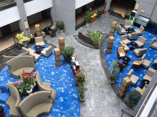 Botai Nyingchi Resort: Atrium