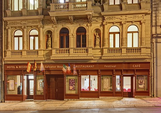 Salvator Boutique Hotel Prag