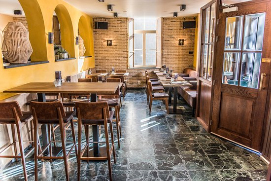 Eijsden, Niederlande: Brasserie La Meuse
