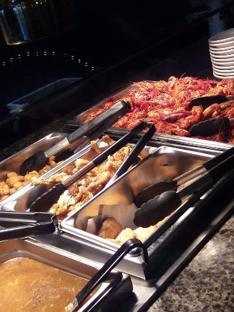 dinner buffet picture of treasure bay casino and hotel biloxi rh tripadvisor com treasure bay buffet cost treasure bay buffet reviews