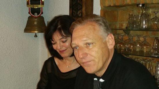 El Bistro Restaurante : Doris und Peter