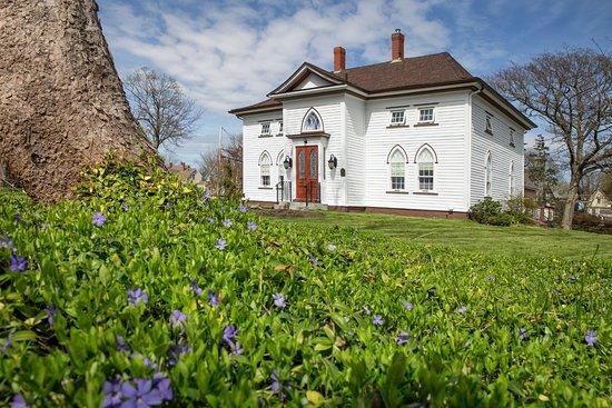 Yarmouth, Canada: MURRAY MANOR ART & CULTURE HOUSE