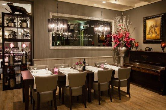 Eerbeek, Países Bajos: Restaurant