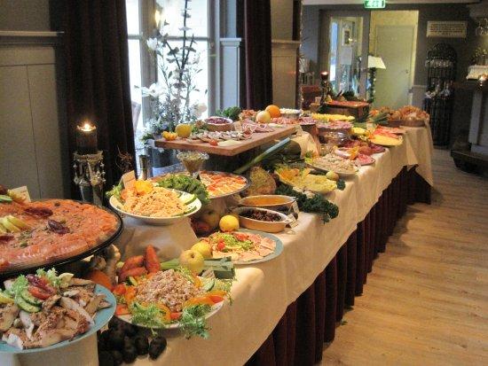 Eerbeek, Países Bajos: Brunchbuffet