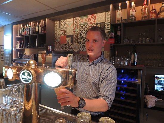 Lemmer, Nederland: Volledige bar