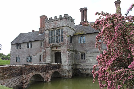 Lapworth, UK: Baddesley Clinton