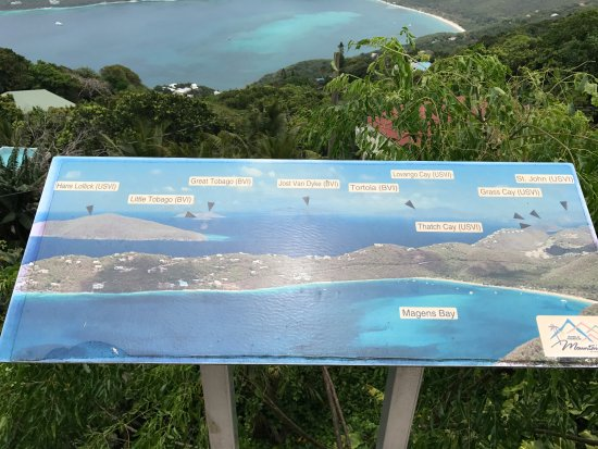 Caribbean Historical Tours!: Best view on the island