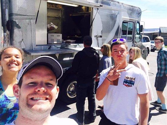 Seeley Lake, MT: Team Lindey's Food Truck