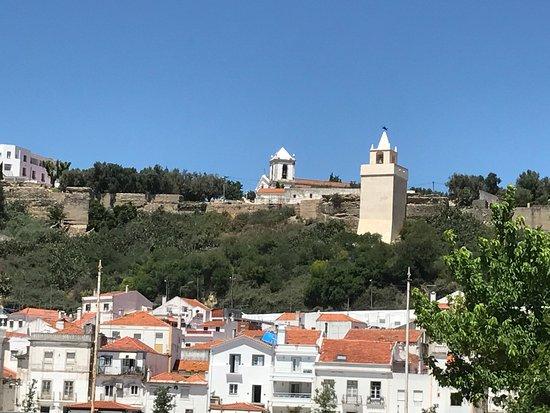 Alcácer do Sal, Portugal: Lugar lindo com comida boa!